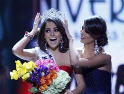 Jimena Navarrete, Vencedora do Miss Universo 2010