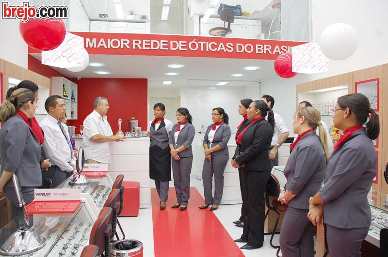 087d1d5987f4b Reinauguração das novas instalações da Óticas Diniz em Guarabira – brejo.com
