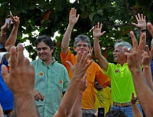 O socialista conseguiu expandir o número de votos no interior do Estado