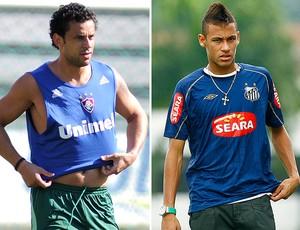 De Bolsa    Discute  Neymar Longe Das Pretendentes E Fred Posando Nu