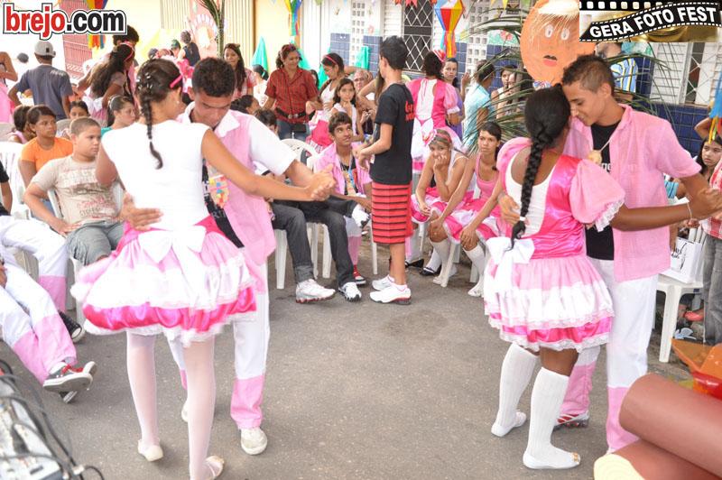 Fotos da Festa Junina do Pro-jovem e CAPS, edição 2011