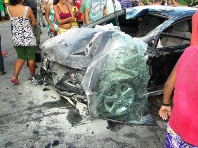 Ex Prefeito Do Pmdb Sofre Acidente De Carro Pr 243 Ximo A