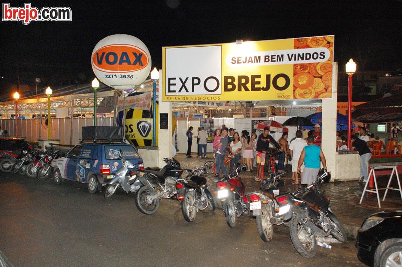 ExpoBrejo 2011 - Terceiro dia da Feira de Negócios