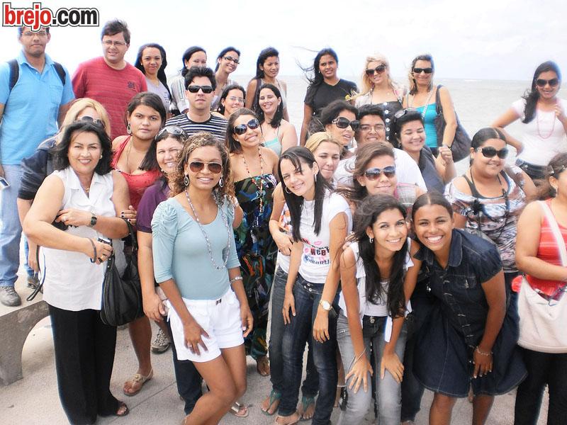 Alunos da UEPB visitam pontos históricos de OLINDA