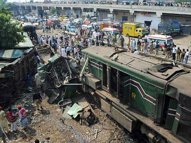 08fbf719d37c8 Acidente ainda deixou 17 feridos, dos quais dois em estado grave. Estradas  de ferro e equipamentos precisam de manutenção constante.
