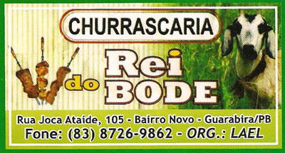 Churrascaria Rei do Bode