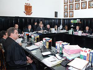 Sessão do TJPB determina demissões em 24 cidades (Foto: Divulgação/TJPB)