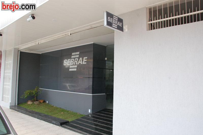 Instalações da nova sede do Sebrae Guarabira