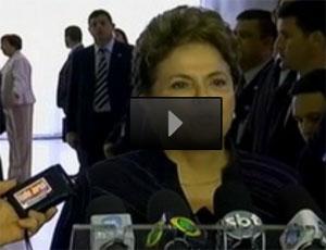 Presidente Dilma deseja feliz Natal e próspero Ano Novo (Veja vídeo)