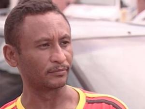Pai da criança ainda não sabe qual era o sexo do bebê (Foto: Reprodução/TV Cabo Branco)