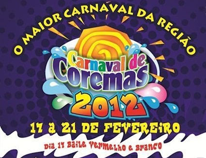 """""""Carnaval Molhado"""" de Coremas, promete ser um dos mais movimentados do sertão da PB"""