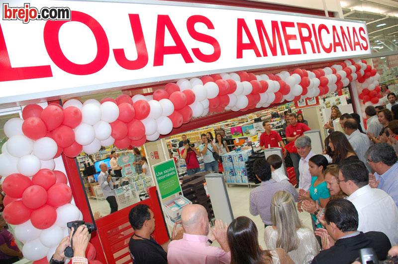 FOTOS: Lojas Americanas é inaugurada em Guarabira