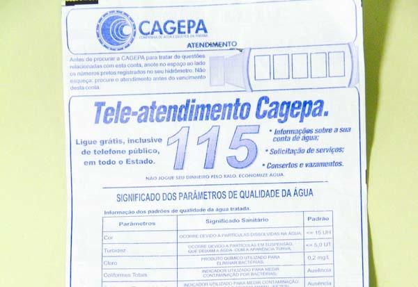 Cagepa divulga edital de seleção para vagas de estágio na Paraíba