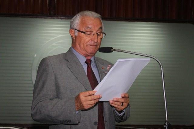 Deputado faz apelo aogovernador para combate à violência no Brejo