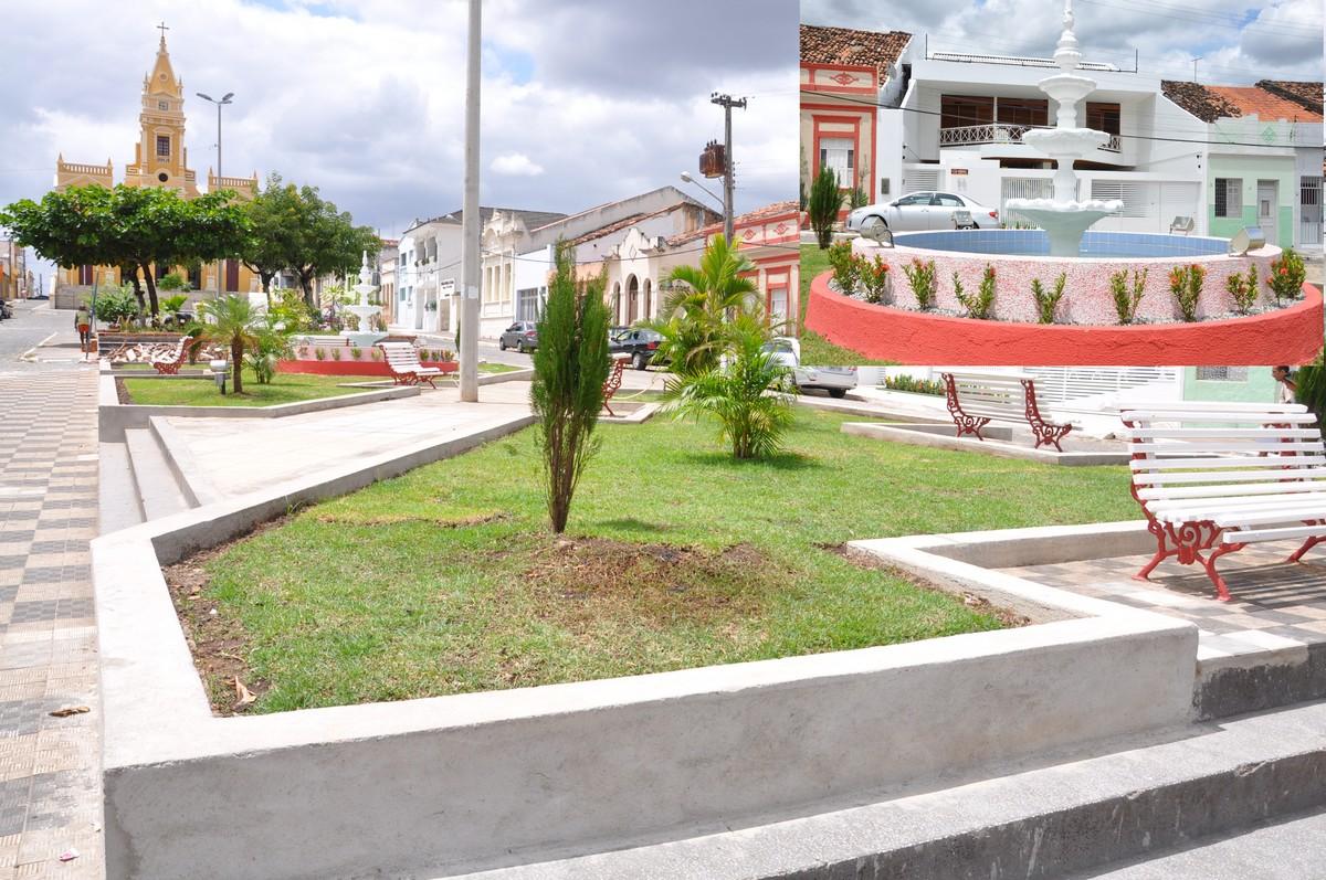 Praça da Matriz_Guarabira