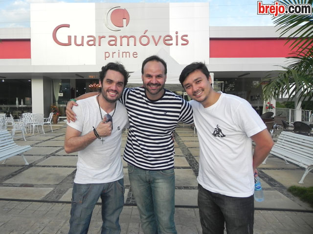 Entrevista de Ramon Schnayder e Tiago Alexandre ao brejo.com