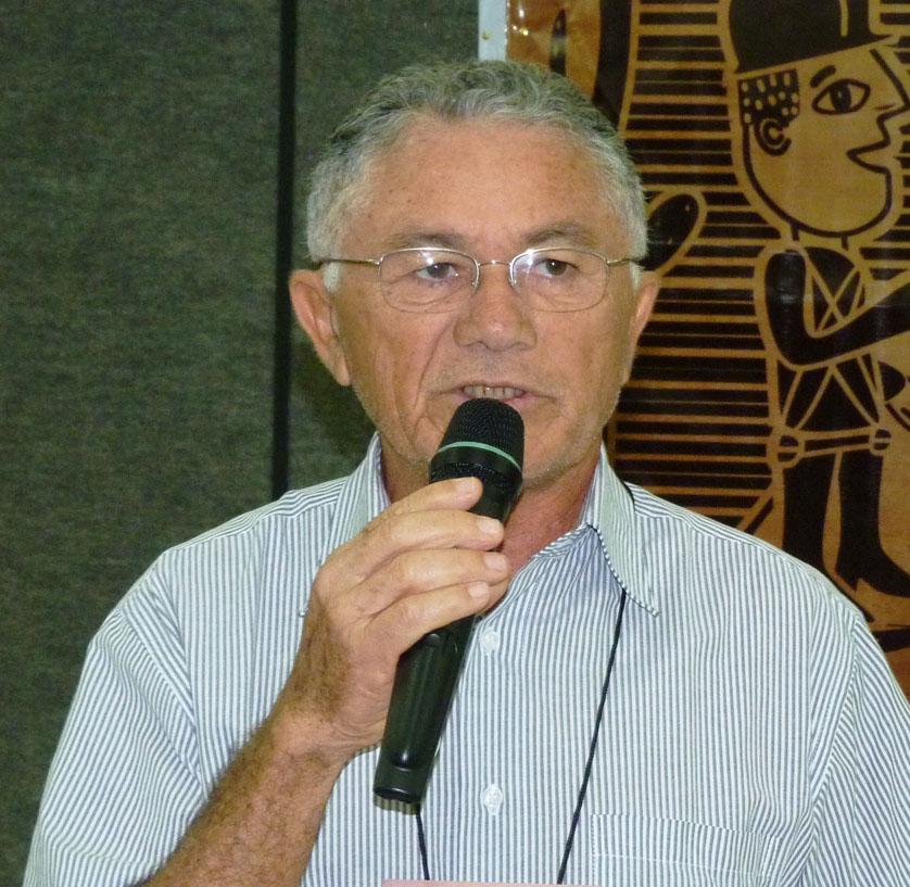 Presidente da Faapi-PB, Edmilson Argino