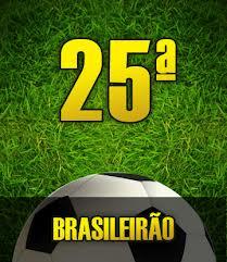 25ª rodada do Brasileirão