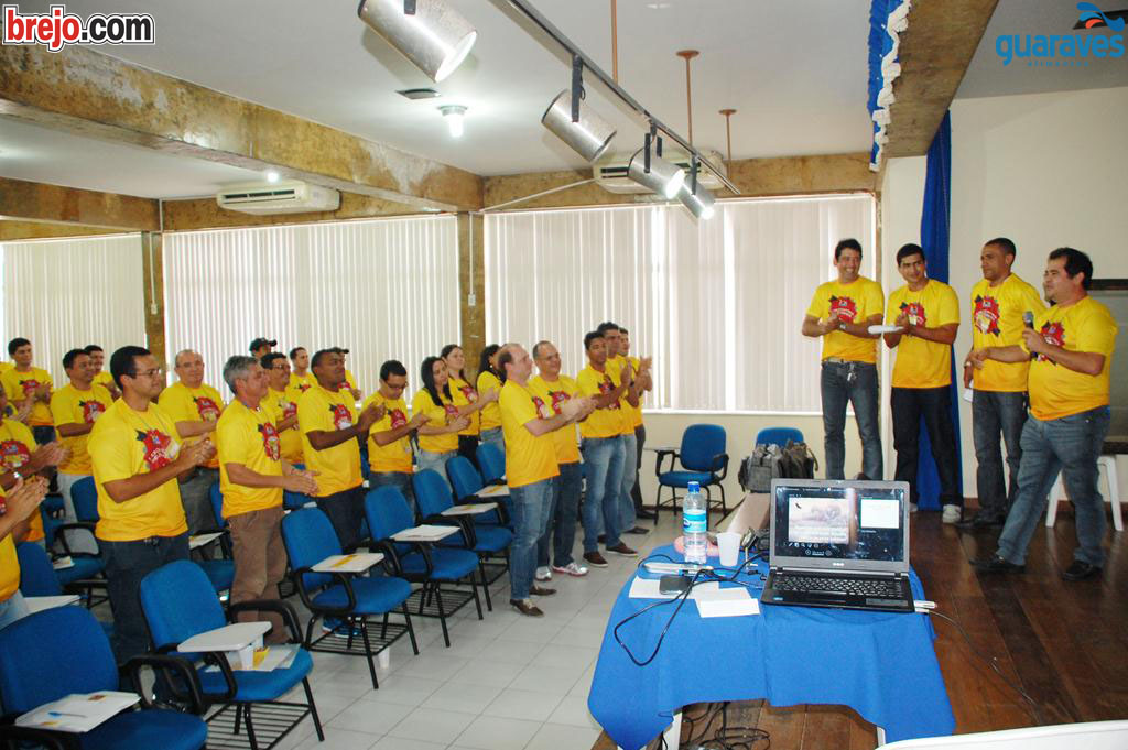 Primeiro Encontro de Líderes da Guaraves