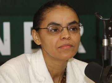 Marina Silva volta à Paraíba na segunda semana de setembro