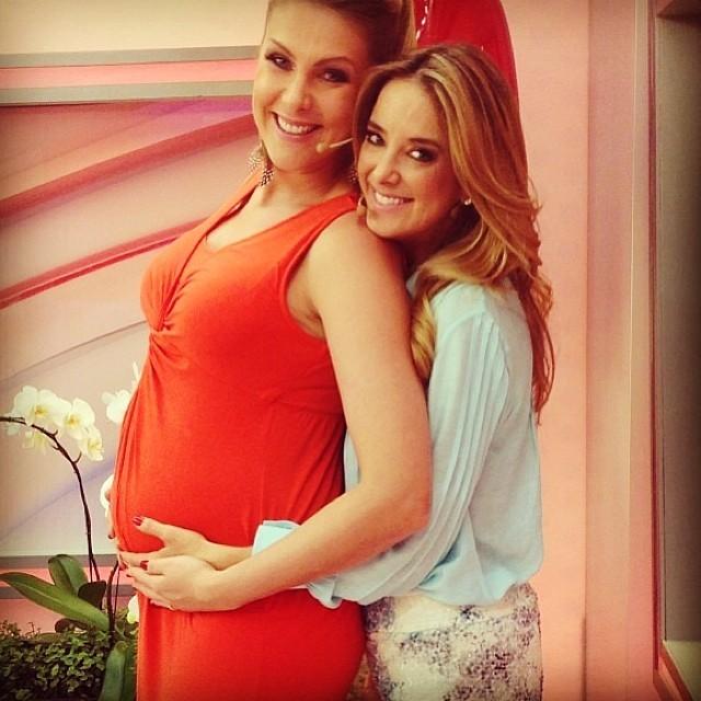 Ana Hickmann e Ticiane Pinheiro (Foto: Reprodução/Instagram)