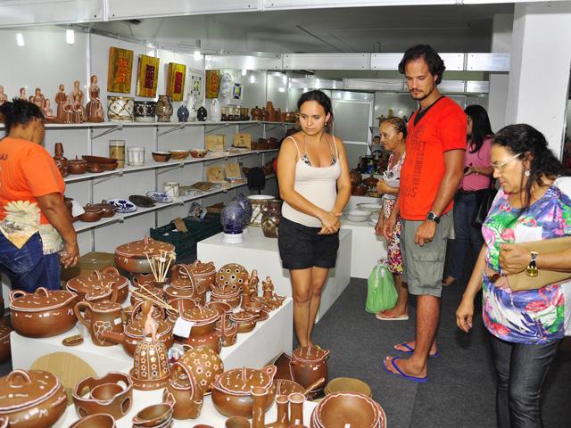 Aparador Grande Para Sala ~ Sal u00e3o do Artesanato da Paraíba apresenta arte de agricultores familiares u2013 brejo com