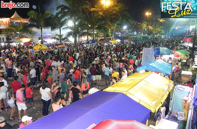 Festa da Luz 2014, dia 30 camarotes
