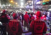 Em Guarabira: Bombeiros fazem prevenção da Festa da Luz
