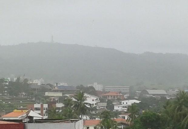Aesa prevê chuvas para a faixa litorânea, Agreste e Brejo nesta terça-feira