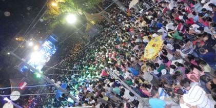24 são detidos durante Festa da Luz em Guarabira