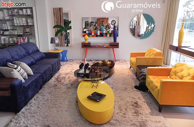 Novidades em móveis, hoje 05 de fevereiro de 2014 na Guaramoveis Prime