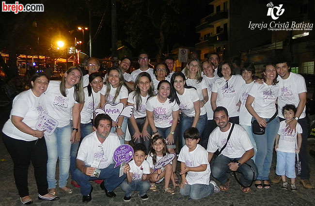 ICB realiza flash mob Mais Amor Guarabira no centro da cidade
