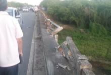 """Professora revela ter presenciado acidente de Ramalho Neto; """"carro girou no ar antes de bater no caminhão"""", disse"""