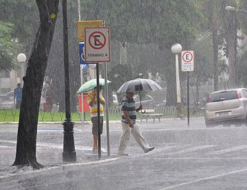 Aesa prevê possibilidade de chuva no Litoral, Agreste e Brejo da Paraíba