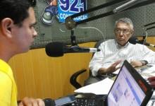 Prefeito Zenóbio anuncia Bell Marques na abertura da Festa da Luz 2015