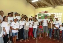 Apicultores do brejo paraibano são certificados com curso do PRONATEC