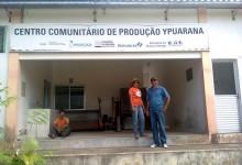 Agricultores de Matinhas fazem intercâmbio em Lagoa Seca e pretendem reativar casa de farinha em assentamento
