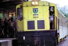 Acidente entre trem e viatura deixa dois policiais feridos em João Pessoa