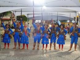 Público prestigia apresentação de dança folclórica em abertura de Mostra de Arte e Cultura Popular