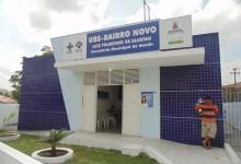 Prefeito inaugura reforma e ampliação da Unidade Básica de Saúde Luís Tolentino de Alustau, no bairro Novo