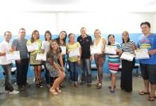 Educação de Guarabira entrega certificados aos professores concluintes do curso de Tecnologia Educacional – PROINFO