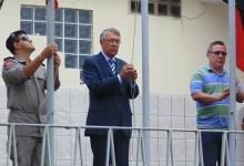 Prefeito Zenóbio realiza abertura da Semana da Pátria em Guarabira