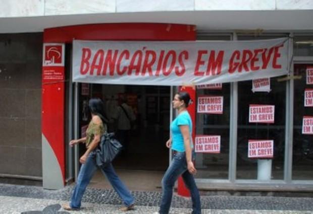 Bancários da Paraíba paralisam atividades nesta terça-feira