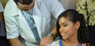 Quase 5 milhões de meninas tomaram a vacina contra o HPV