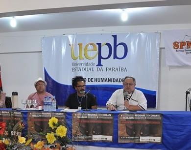 5º Seminário de Combate ao Trabalho Escravo reúne comunidade acadêmica e militantes de movimentos sociais
