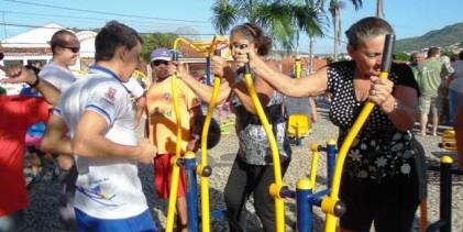 Zenóbio anuncia mais 10 localidades de Guarabira que receberão academias de saúde
