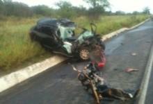TRAGÉDIA: professor morre após colidir com uma carreta na Alça Sudoeste em Campina Grande/PB