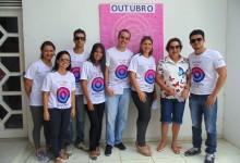 """OUTUBRO ROSA: Prefeitura realiza Ciranda """"Rosa"""" da Saúde e Cidadania e conscientiza mulheres"""