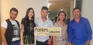 Loja Pontes Calçados realiza desfile em Mari com as tendênicas do Verão 2015