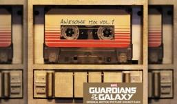 Trilha sonora de Guardiões da Galáxia será lançada em cassete